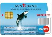 ASN-bank Betaalpas